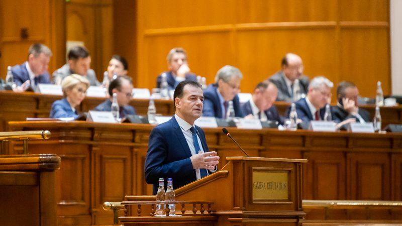 Guvernul Orban și-a asumat răspunderea pentru alegerea primarilor în două tururi