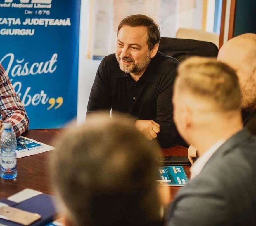 """Europarlamentarul PNL Dan Motreanu spune că: """"Județul Giurgiu este ţinut captiv în menghina sărăciei întreținută de PSD"""""""
