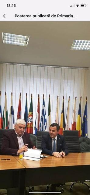 Guvernul PNL finanţează proiecte ale primarilor PSD din Giurgiu