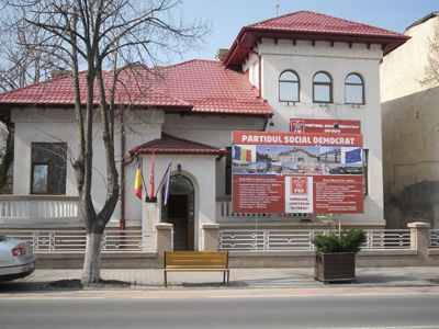 Băgarea băţului prin gard a rămas singura soluţie pentru salvarea PSD-ului giurgiuvean