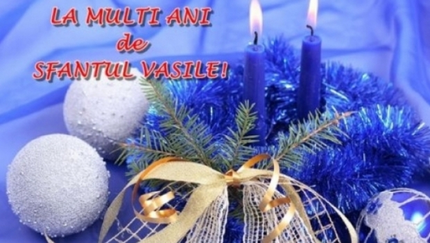Sfântul Vasile, păzitorul de duhuri rele, sărbătorit în prima zi a anului