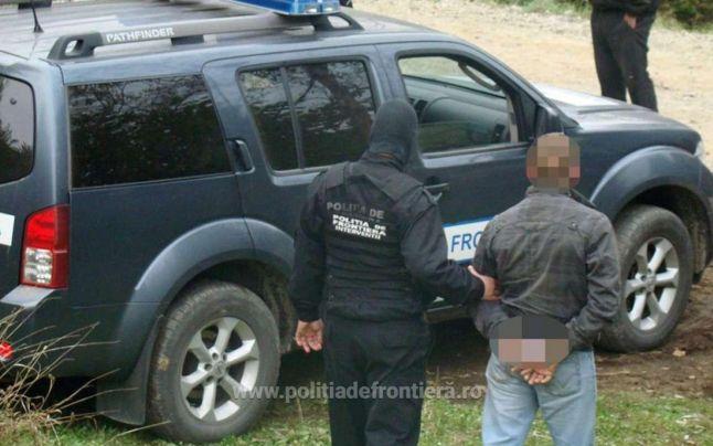 Criminalitatea la frontieră, în creștere la toate capitolele de infracțiuni . Situații alarmante la droguri și arme