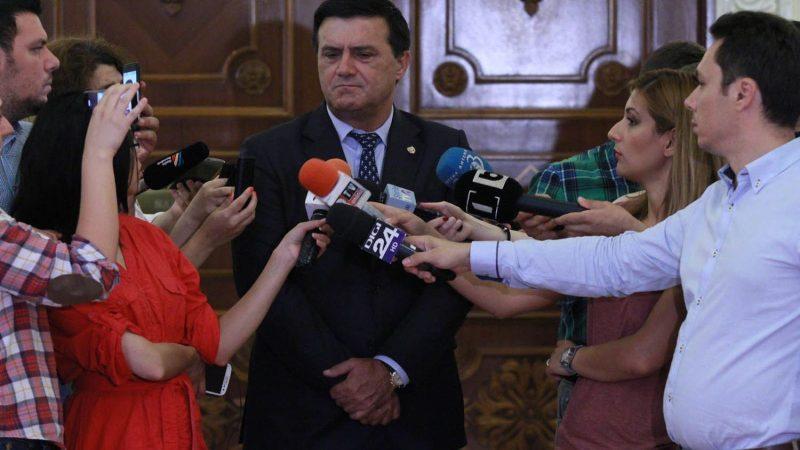 Senatorul Niculae Bădălău declară că nu mai este dorit în PSD