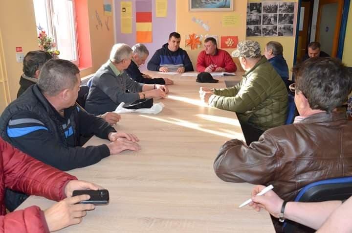 Consilierii locali PSD din comuna Bucşani opozabili preşedintelui organizaţiei PSD Giurgiu