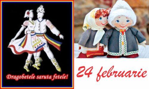 """""""Dragobetele sărută fetele"""". Obiceiuri, tradiţii şi superstiţii de Dragobete, sărbătoarea iubirii la români."""