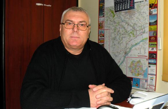Primarul comunei Malu, Eugen Şoavă şi viceprimarul Mirel Jantea invitaţii emisiunii TV Cronica Giurgiuveană