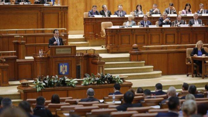 Breaking News !!! Parlamentul României se va numi C.F.P. circul foamei de putere