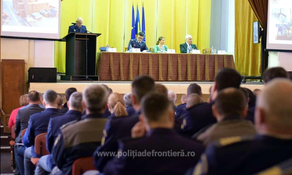 Evaluarea activității desfășurate de Inspectoratului Teritorial al Poliţiei  de Frontieră Giurgiu în anul 2019