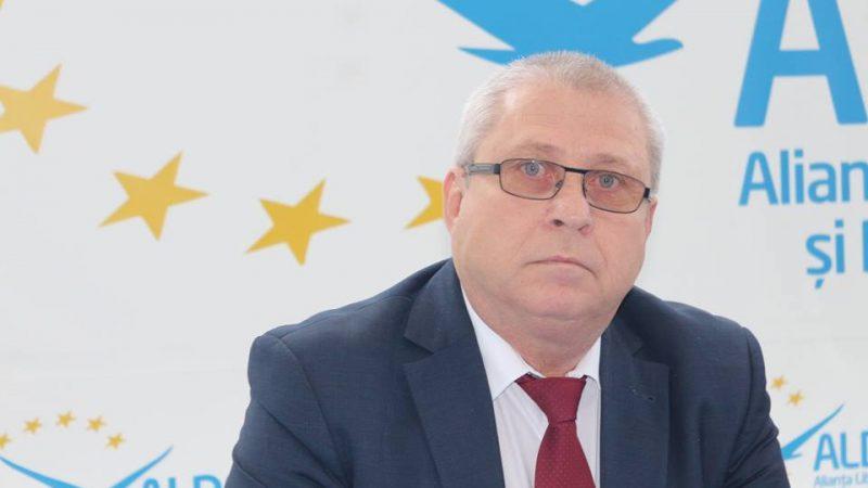 Alexandru Vladu pune la picioarele lui Bădălău un partid, ALDE Giurgiu, lipsit de conţinut …