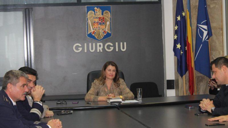 BULETIN DE PRESĂ 22.03.2020 – CENTRUL JUDEȚEAN DE CONDUCERE  ȘI COORDONARE A INTERVENȚIEI GIURGIU