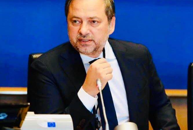 Scrisoarea adresată comisarului european pentru Agricultură  Janusz Wojciechowski de către europarlamentarul Dan Motreanu şi susţinută de peste 20 de colegi eurodeputaţi