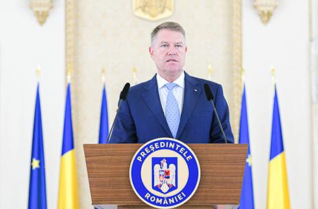 BREAKING NEWS !  DOCUMENT. România a intrat în stare de urgență. Ce prevede decretul semnat de președintele Klaus Iohannis