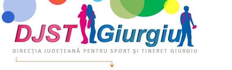 COMUNICAT DE PRESĂ – Directia Judeteana pentru Sport si Tineret Giurgiu