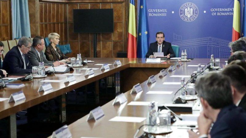 Măsuri de sprijin adoptate de Guvernul Orban pentru angajaţii şi companiile afectate de pandemia de COVID-19