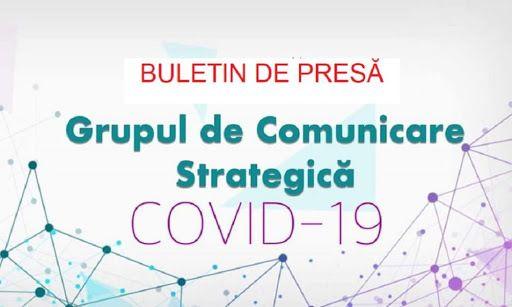 BULETIN DE PRESĂ – Grupul de Comunicare Strategică