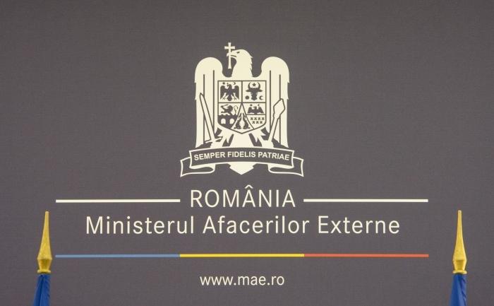 Comunicat Ministerul Afacerilor Externe