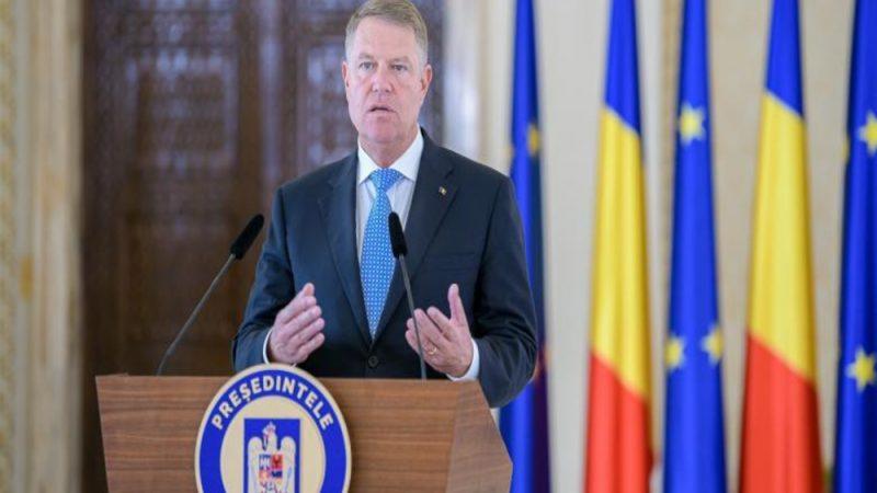 Klaus Iohannis a decretat stare de urgență în România, începând de săptămâna viitoare