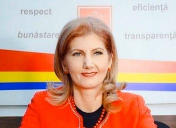 Poveste cu deputăcioasa Ileana Cosânzeana Dinu, cea cu părul bălai