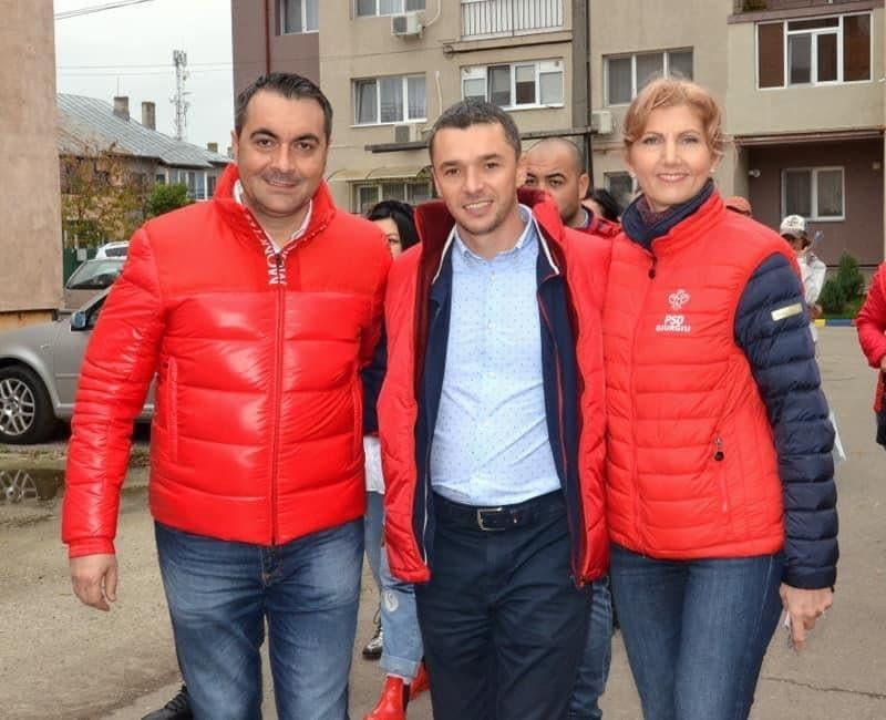 Liderul PSD din oraşul Mihăileşti, Ion Constantin Tudose credea că dispoziţiile Ordonanţei Militare sunt date pentru alţii nu şi pentru el …