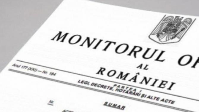 Breaking news! Legea stării de alertă, în Monitorul Oficial. Ce ne este interzis să facem