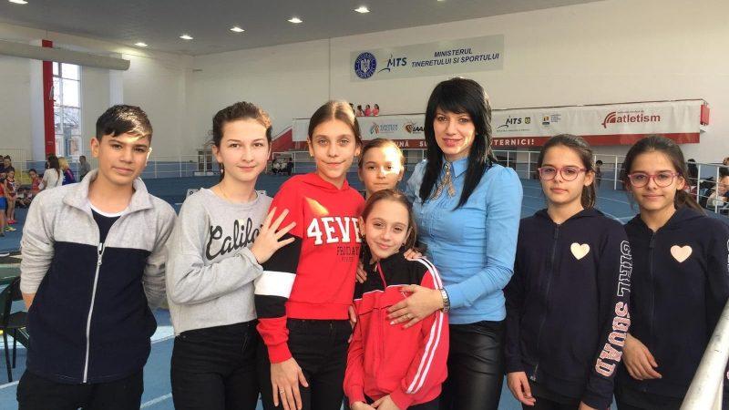 Campiona mondială Viorica Tigău este noul director al CSM Giurgiu