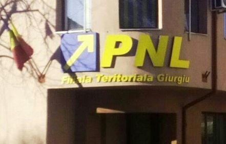 COMUNICAT DE PRESĂ – PARTIDUL NAȚIONAL LIBERAL – ORGANIZAȚIA JUDEȚEANĂ GIURGIU