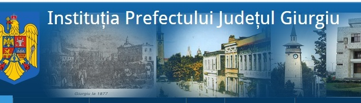 COMUNICAT DE PRESĂ – MINISTERUL AFACERILOR INTERNE INSTITUŢIA PREFECTULUI – JUDEŢUL GIURGIU