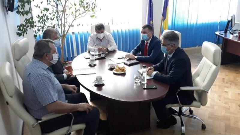 Secretarul general adjunct din cadrul Ministerului Transporturilor, Fabian Târcă îşi onorează promisiunile