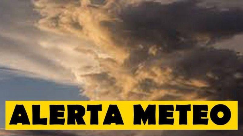 Alertă meteo pentru sudul ţării – Ploi torențiale, descărcări electrice și vijelii