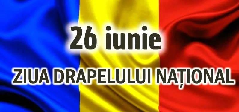 26 iunie este Ziua Drapelului Naţional. Istoricul steagului tricolor. Ministrul Apărării: Este o zi specială în calendarul celor care simt româneşte