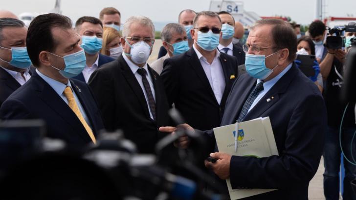 Ludovic Orban anunță o investiție URIAȘĂ: un miliard de euro pentru a rezolva o problemă presantă a României