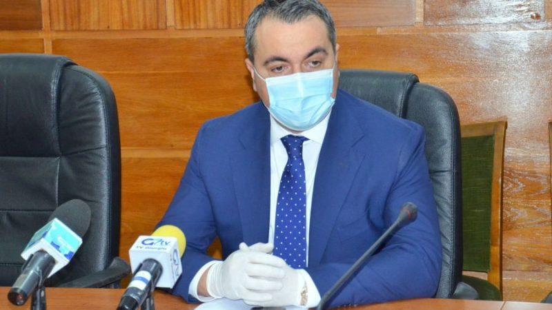 Preşedintele CJ Giurgiu expert în folosirea tehnicii M.I.D.M.