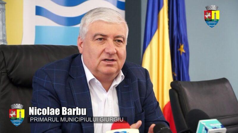 Nicolae Barbu nu îl recunoaşte pe Cărăpănceanu drept liderul primarilor giurgiuveni