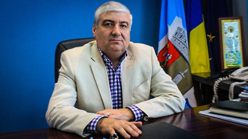 Primarul municipiului Giurgiu, Nicolae Barbu, a plecat din PSD