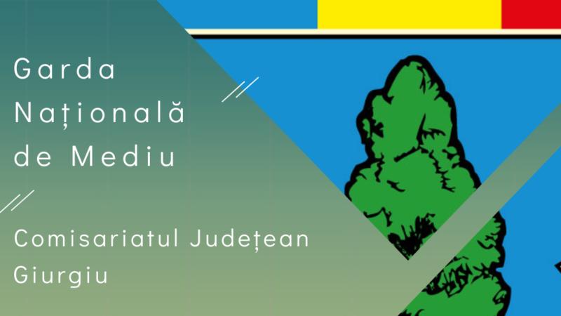 Garda de Mediu a Judeţului Giurgiu verifică gestionarea deşeurilor în toate UAT-urile din judeţ