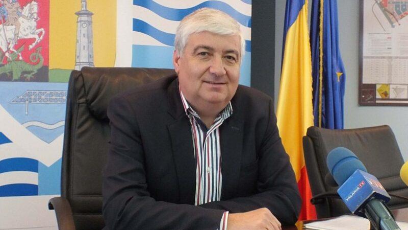 Spre necazul unora primarul Nicolae Barbu nu are probleme de sănătate