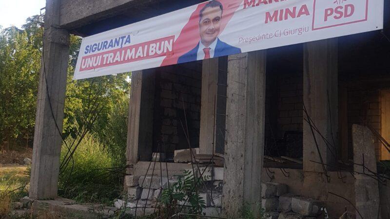 Cu Marian Mina la conducerea PSD, partidul s-a părăginit !!!