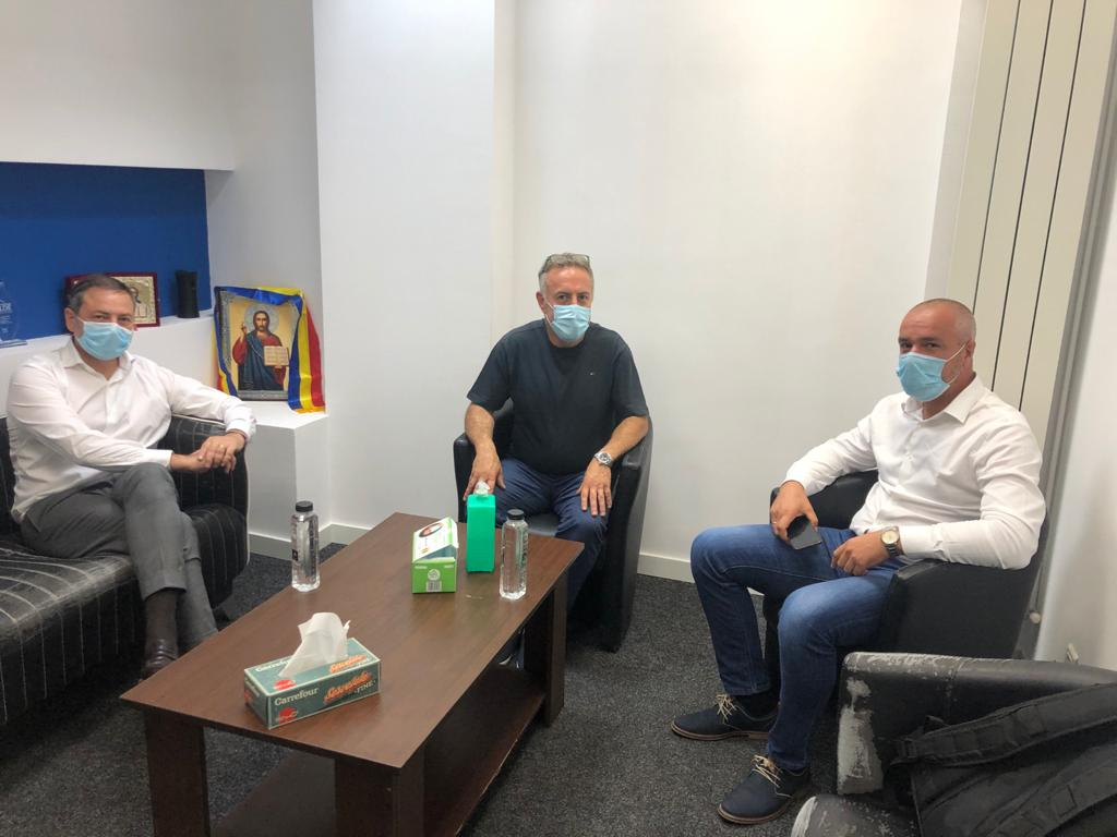 La Giurgiu  PNL şi USR au dat startul alianţei electorale