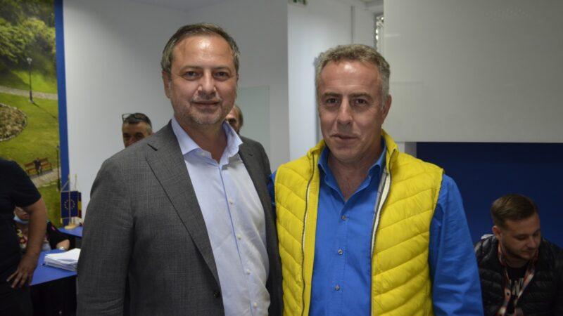 Liberalul Adrian Anghelescu este noul primar al municipiului Giurgiu