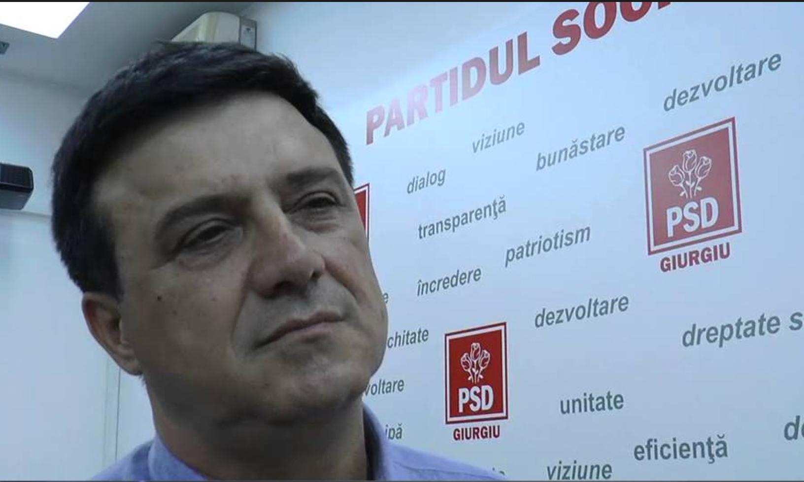 Marcel Ciolacu nu-l mai vrea pe Bădălău la Giurgiu