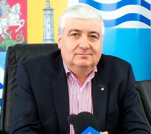 Primarul Nicolae Barbu îşi prezintă proiectele de la capitolul Mobilitate Urbană din cadrul primului pilon-Giurgiu, oraş modern