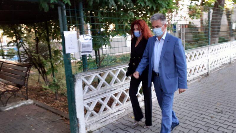 Candidatul PNL pentru funcţia de preşedinte al Consiliului Judeţean Giurgiu, Dumitru Beianu a votat pentru proiecte bune dedicate giurgiuvenilor