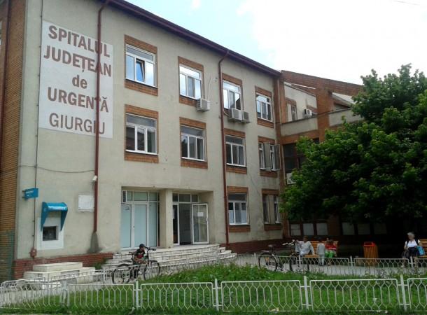 Comunicat de presă – Spitalul Judeţean de Urgenţă Giurgiu