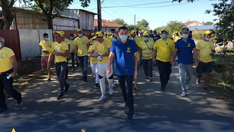 Țîrcă Fabian, candidatul PNL pentru Primăria comunei Oinacu