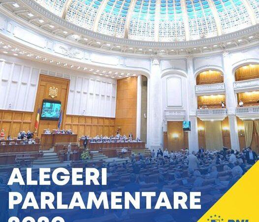 Conducerea organizației #PNL Giurgiu a votat lista candidaților pentru Parlamentul României