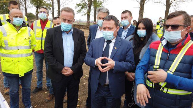 Comunicat de presă – PNL dezvoltă  județul Giurgiu