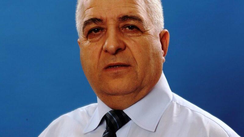 Mihai Dobre este primarul oraşului Mihăileşti