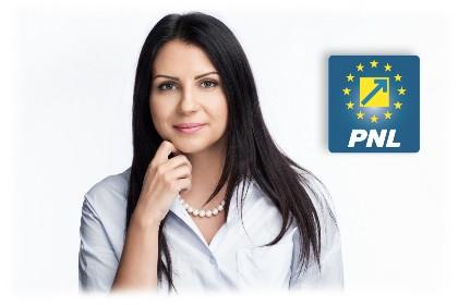 Cine este Gabriela Horga, candidat pentru Camera Deputaţilor, ocupanta locului doi pe lista PNL Giurgiu