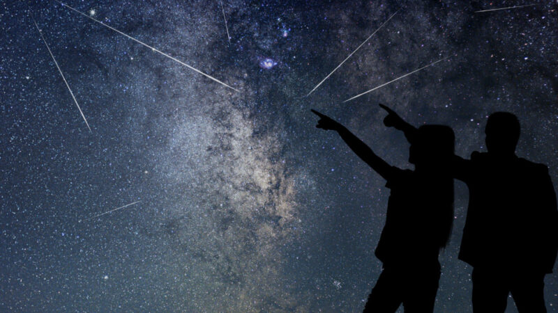 Fenomen spectaculos pe cer, în această noapte