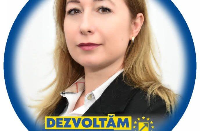 Nicoleta Turcu candidat PNL pentru Senatul României